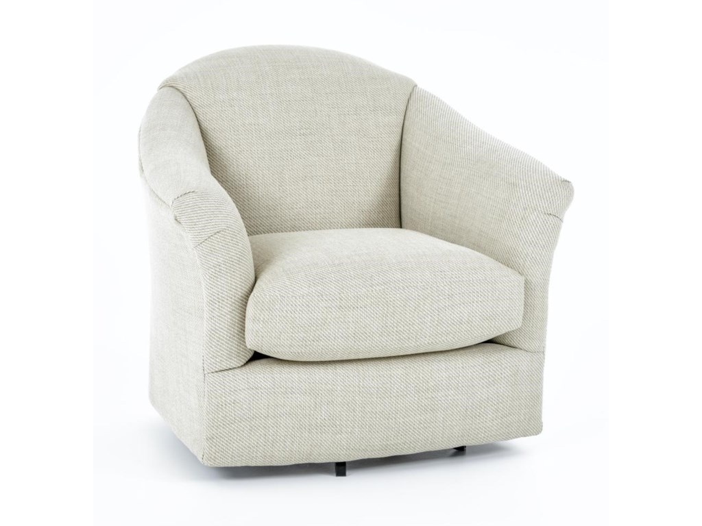 Best Chairs Best Home Furnishings Chairs Swivel Glide Darby Swivel Chair