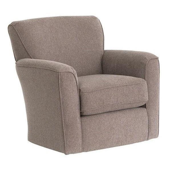 Best Home Furnishings Chairs - Swivel GlideKaylee Swivel Barrel Chair