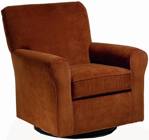 Best Home Furnishings Chairs - Swivel Glide Hagen Swivel Glide Chair