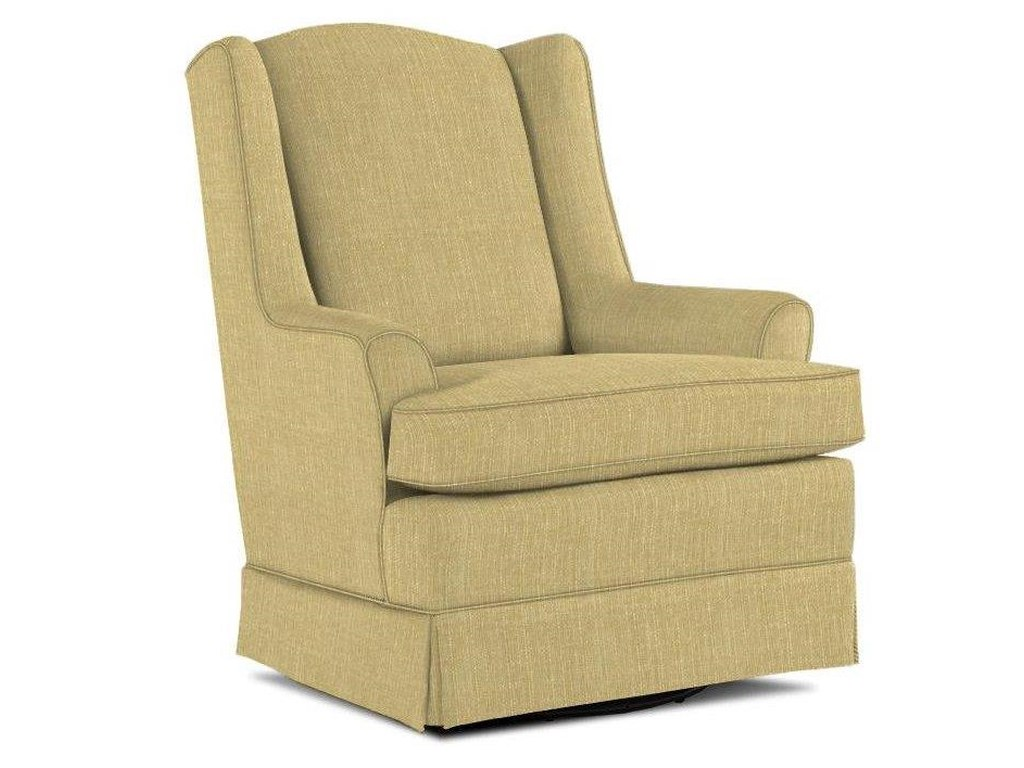 Best Home Furnishings Swivel Glide ChairsNatasha Swivel Glider