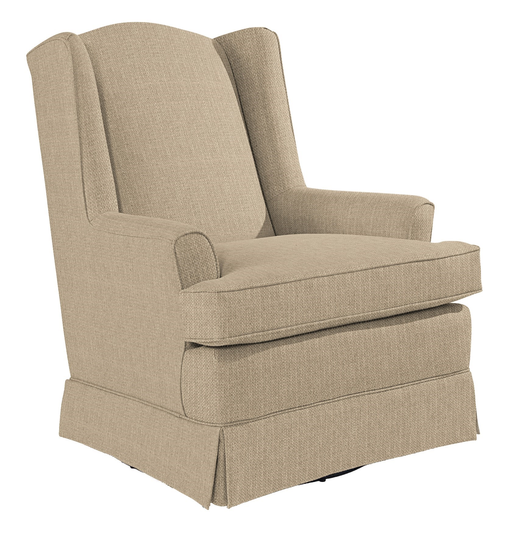 Best Home Furnishings Chairs Swivel Glide Natasha Swivel