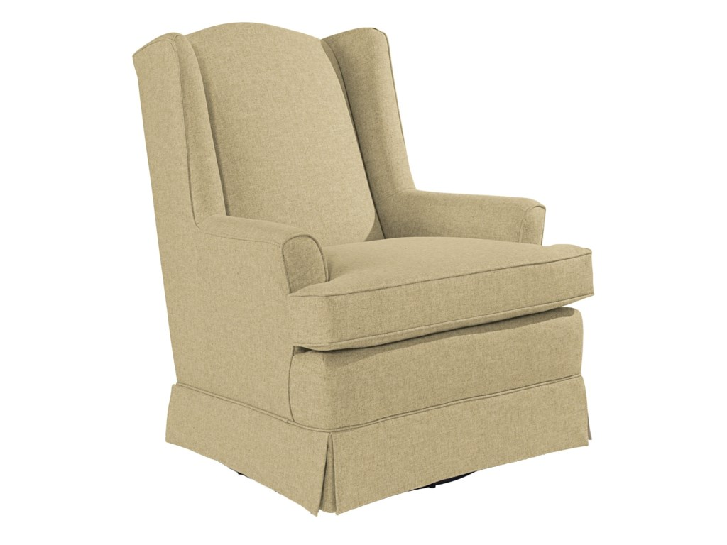 Studio 47 Swivel Glide ChairsNatasha Swivel Glider