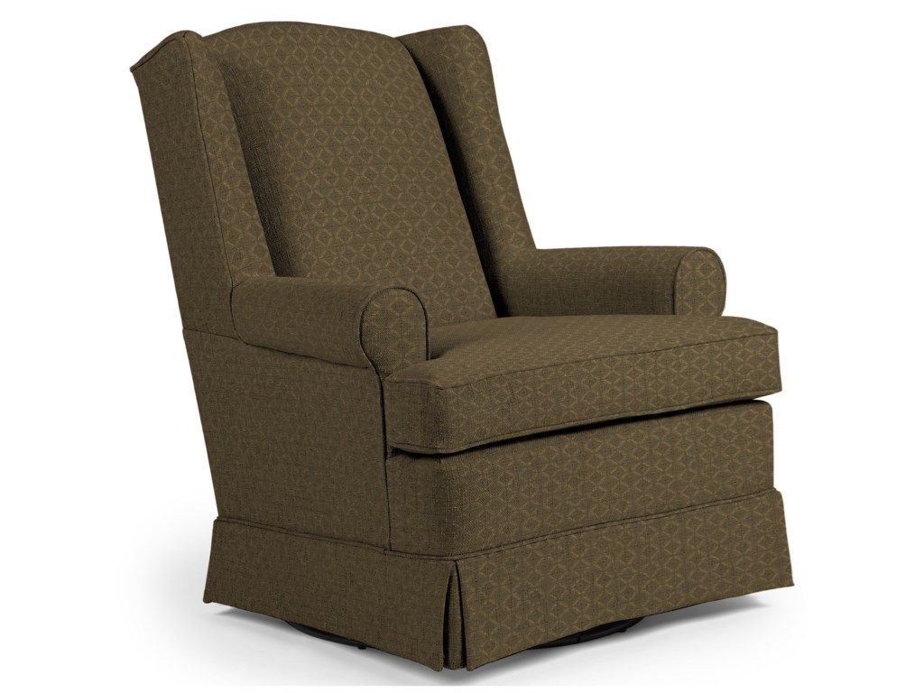 Best Home Furnishings Swivel Glide ChairsRoni Swivel Glider Chair