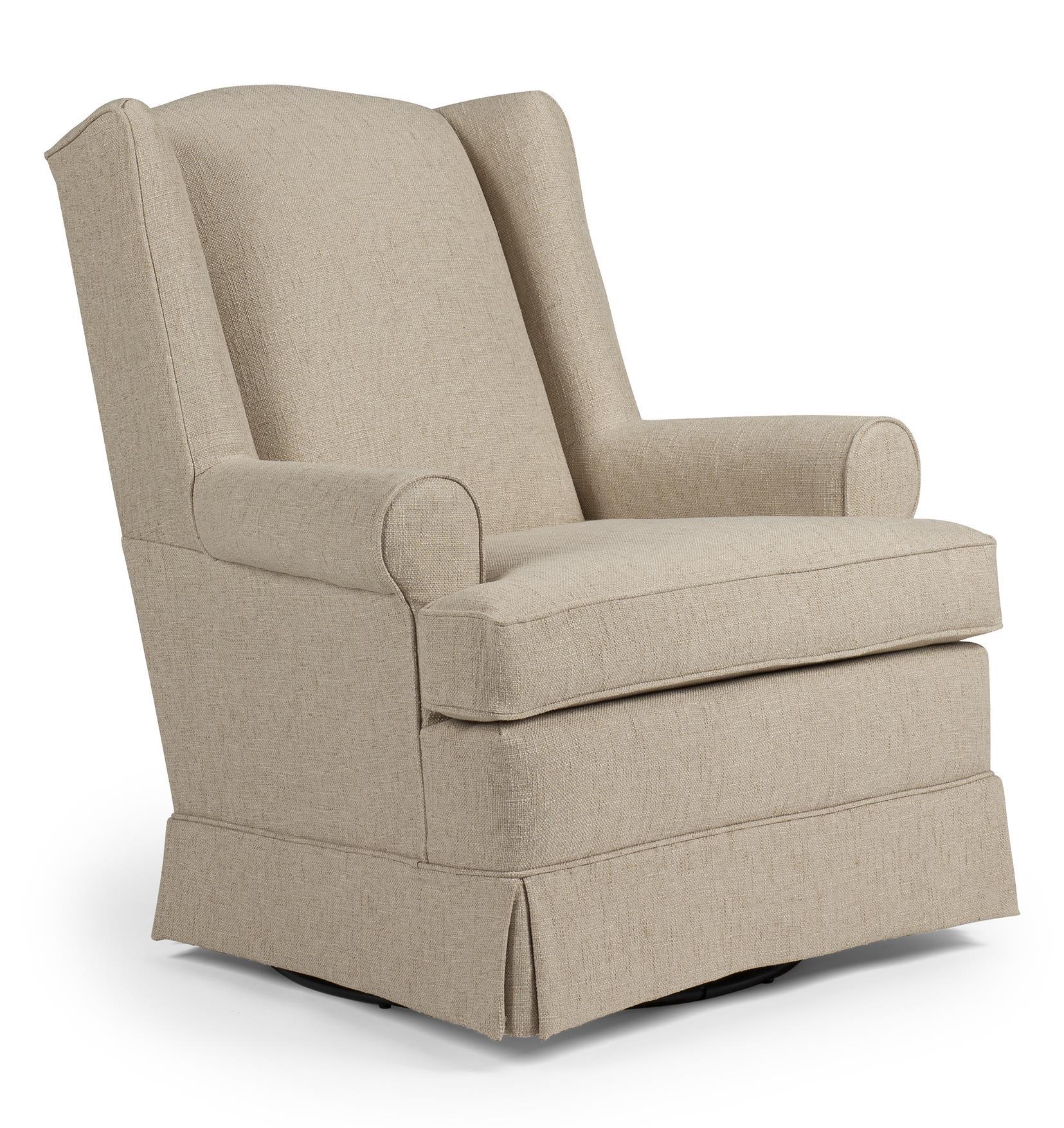 Best Home Furnishings Swivel Glide ChairsRoni Swivel Glider Chair ...