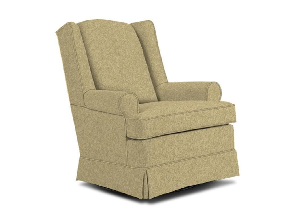 Best Home Furnishings Accent ChairRoni Belmar Swivel Glider Chair