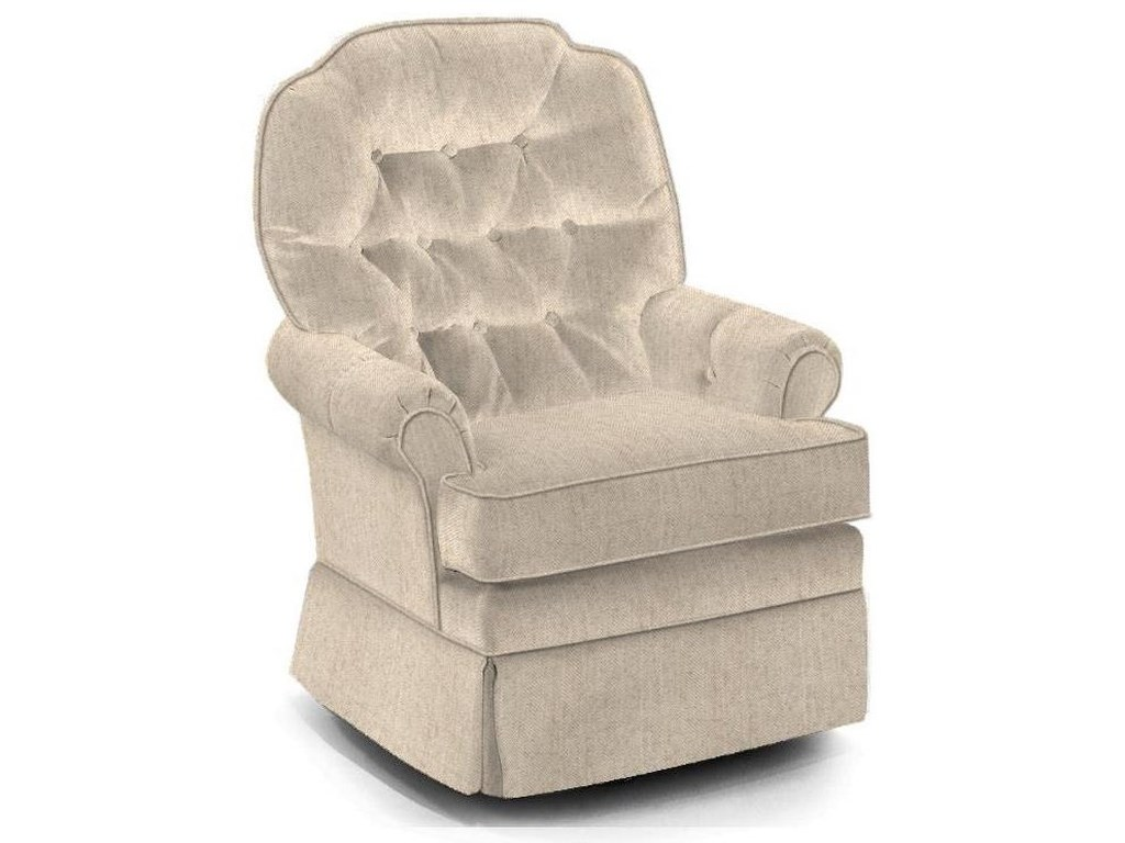 Best Home Furnishings Swivel Glide ChairsJadyn Swivel Glide Chair