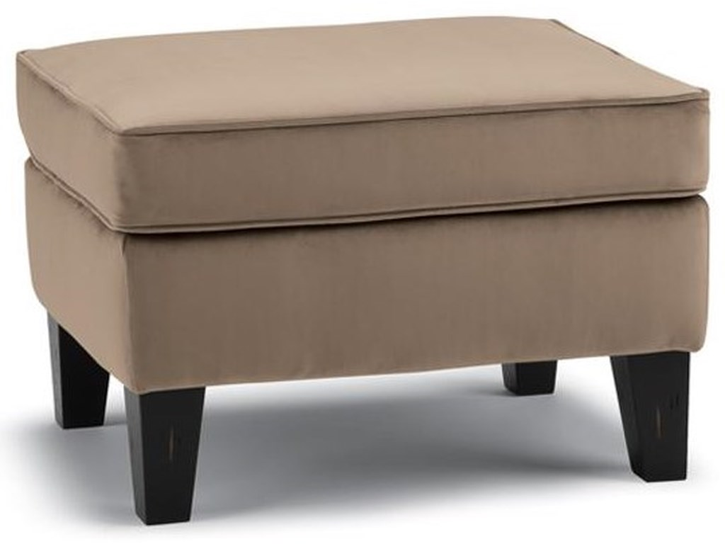 Best Home Furnishings Club ChairsDrummond Ottoman