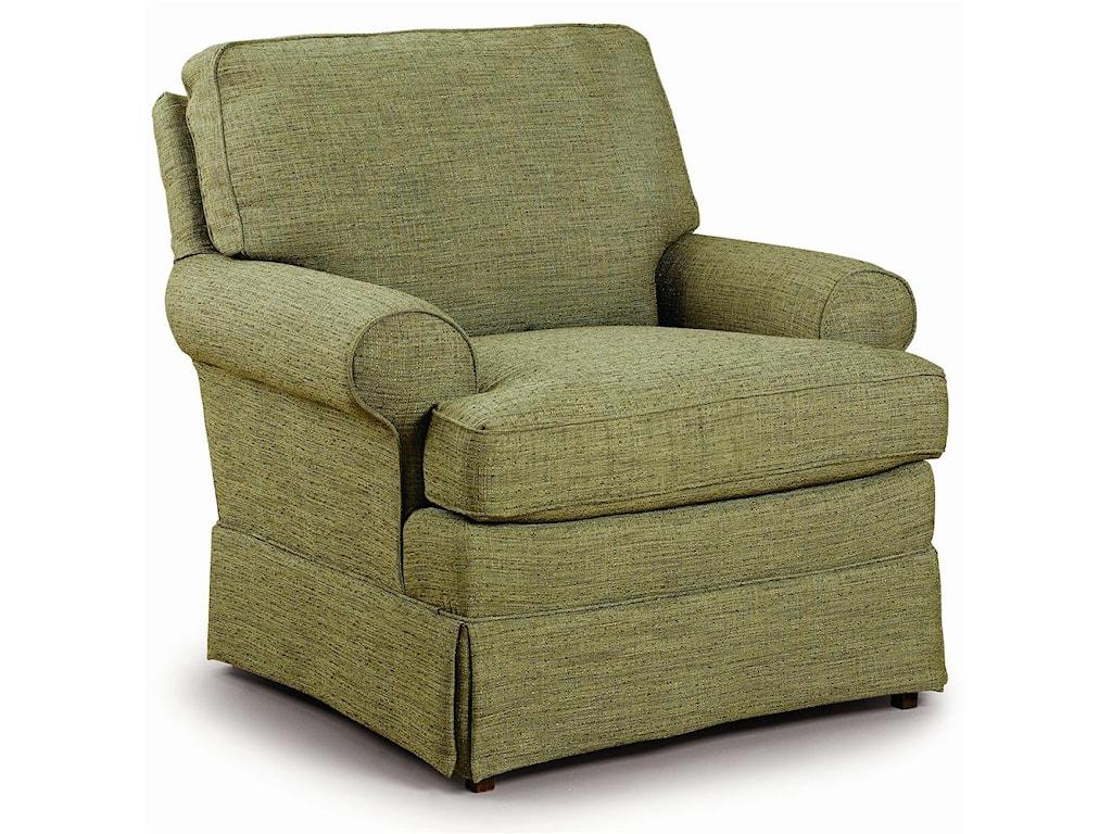 Best Home Furnishings Club ChairsQuinn Club Chair