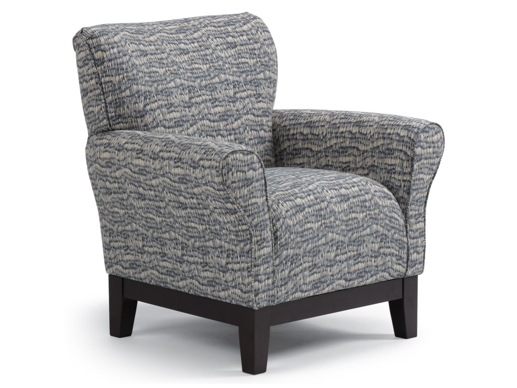 Best Home Furnishings Chairs - ClubAiden Club Chair