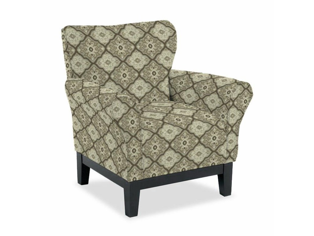 Best Home Furnishings Club ChairsPelican Gray Club Chair