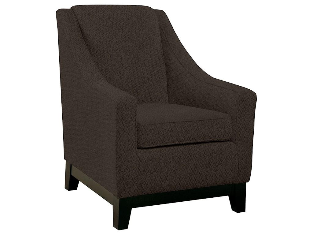 Best Home Furnishings Club ChairsMariko Club Chair
