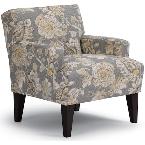 Best Home Furnishings Club Chairs Randi Club Chair