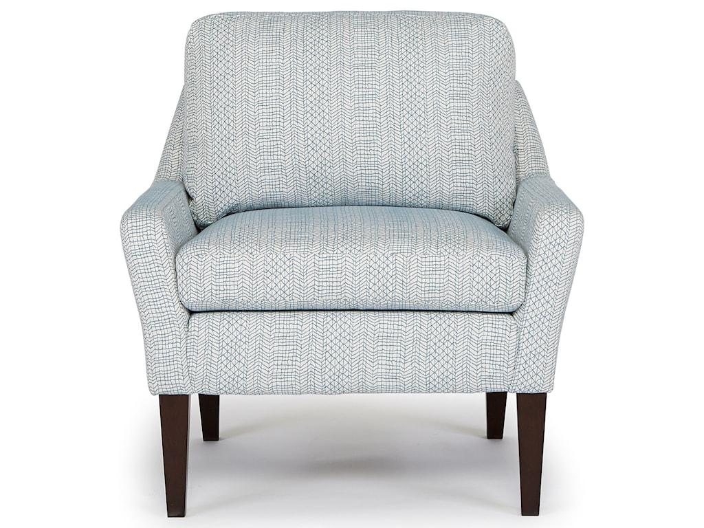 Best Home Furnishings Club ChairsSimon Club Chair