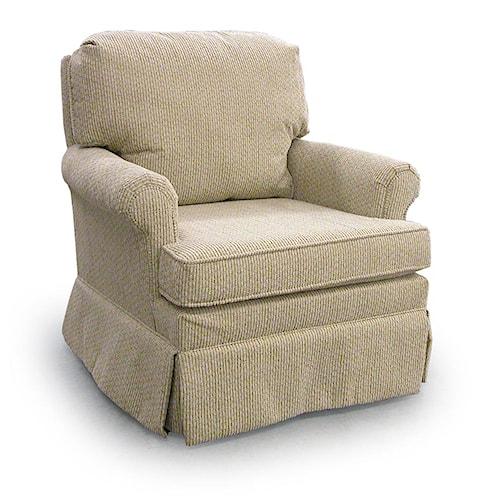 Best Home Furnishings Chairs - Club Bruno Club Chair
