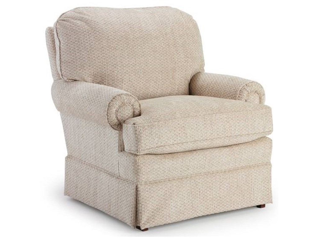 Best Home Furnishings Club ChairsBraxton Club Chair