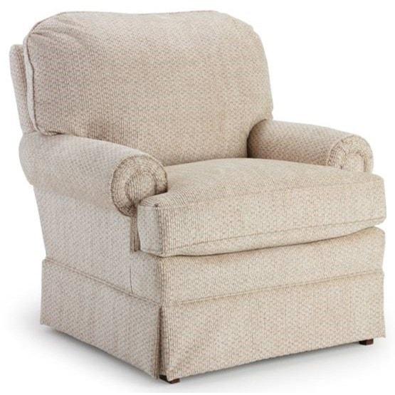 Best Home Furnishings Club ChairsBraxton Club Chair
