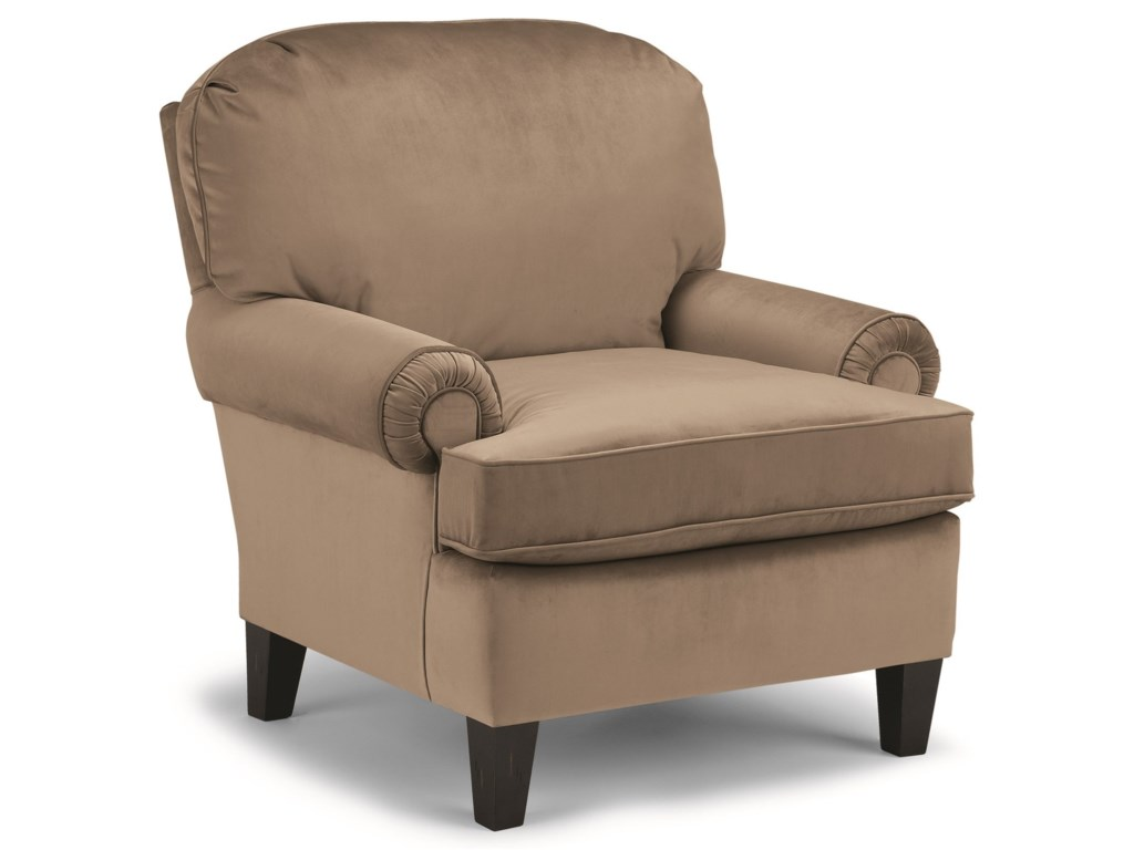 Best Home Furnishings Club ChairsTroy Club Chair