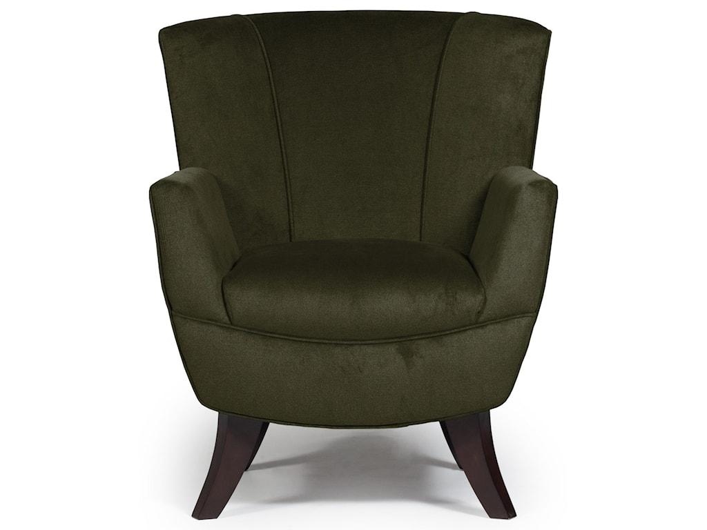 Best Home Furnishings Club ChairsBethany Club Chair