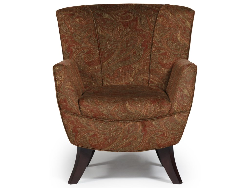 Best Home Furnishings Club ChairsBethany Club Chair