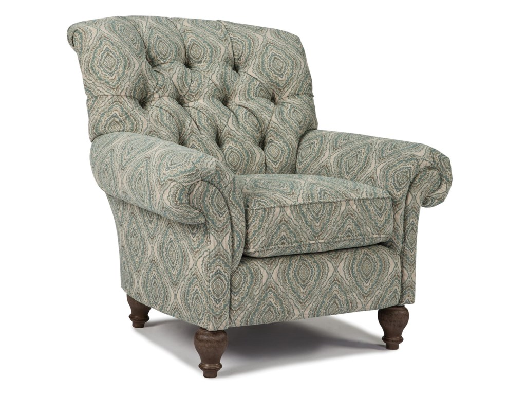 Best Home Furnishings Club ChairsChristabel Club Chair