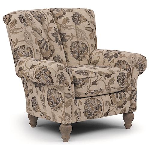 Best Home Furnishings Chairs - Club Marlow Club Chair