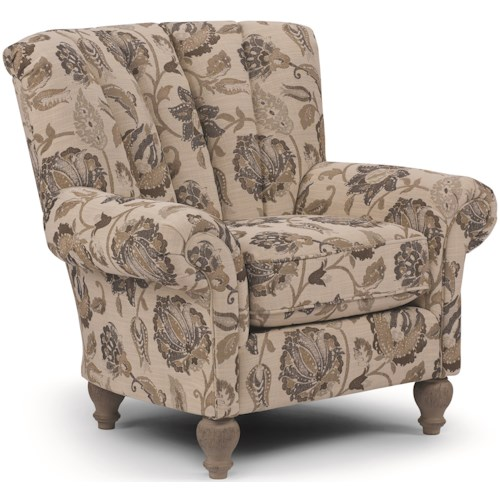 Best Home Furnishings Club Chairs Marlow Club Chair