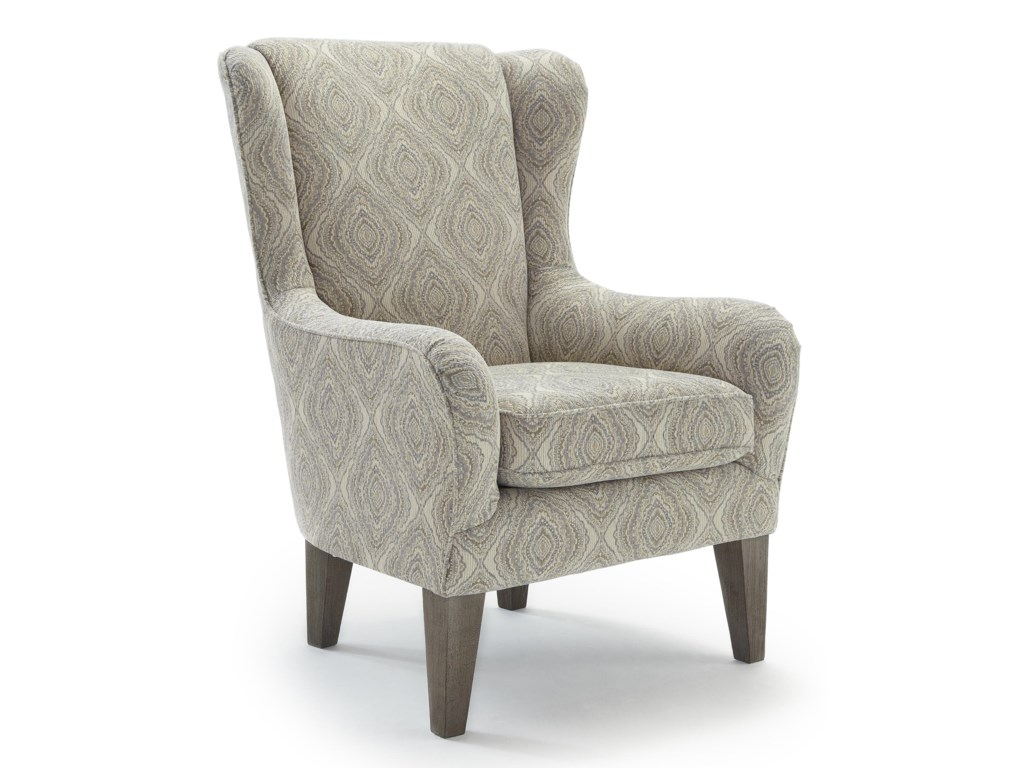 Best Home Furnishings Chairs - ClubLorette Club Chair