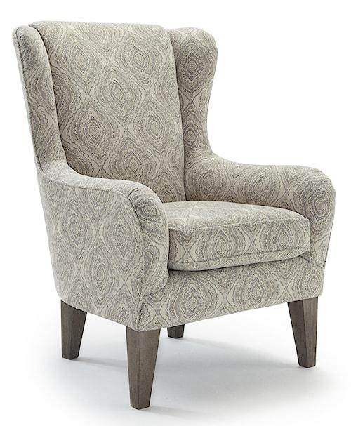 Best Home Furnishings Chairs - Club Lorette Club Chair