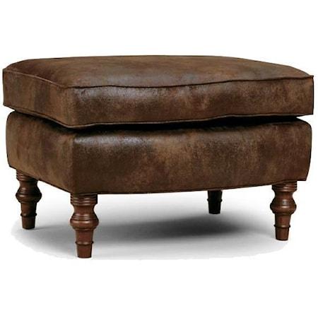 Cushioned Ottoman