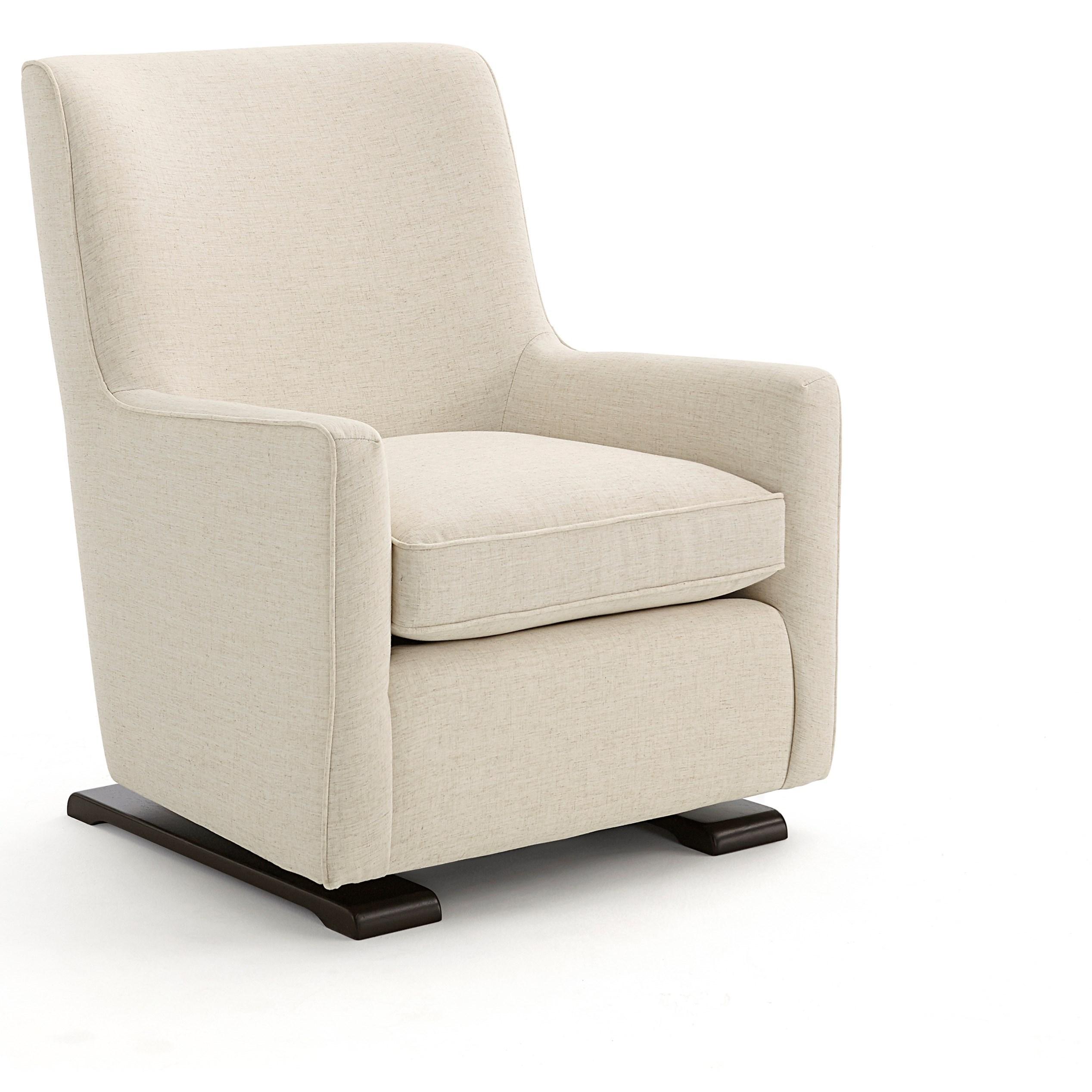 Coral Swivel Glider Chair