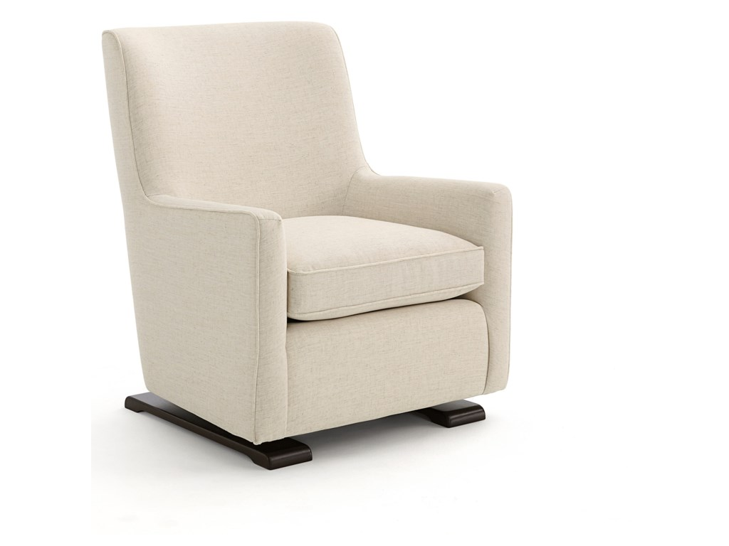 Best Home Furnishings Coral Swivel Glider Chair