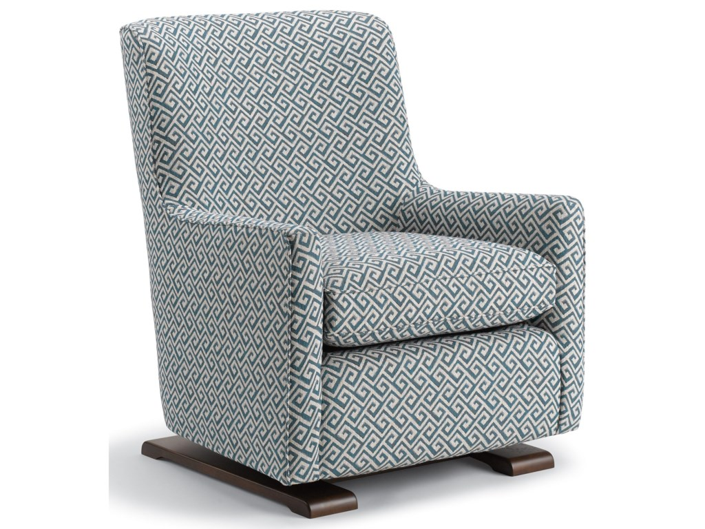 Best Home Furnishings BrightonSwivel Gliding Chair