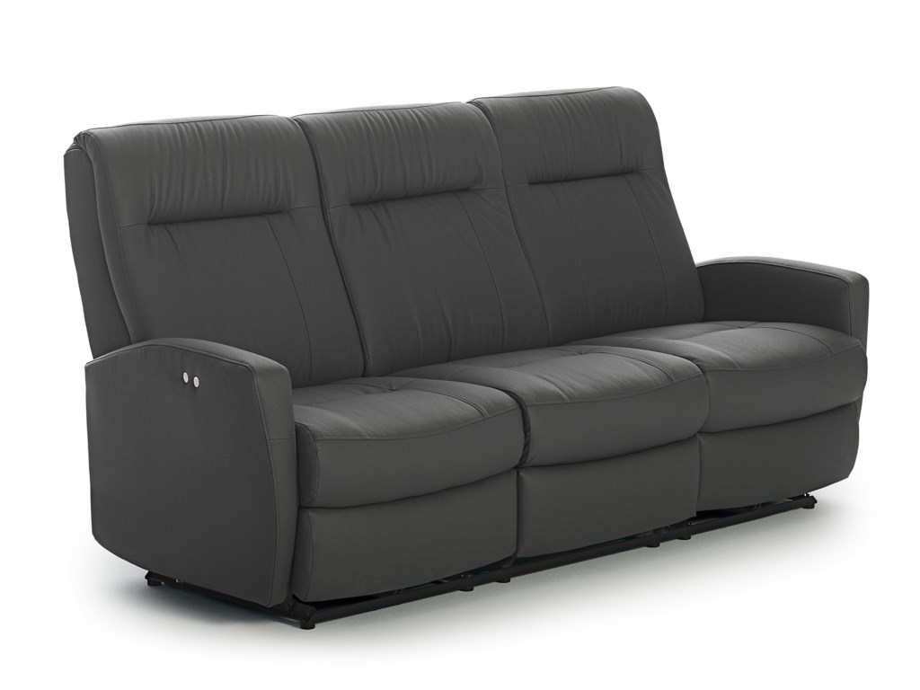 Best Home Furnishings CostillaPower Space Saver Reclining Sofa