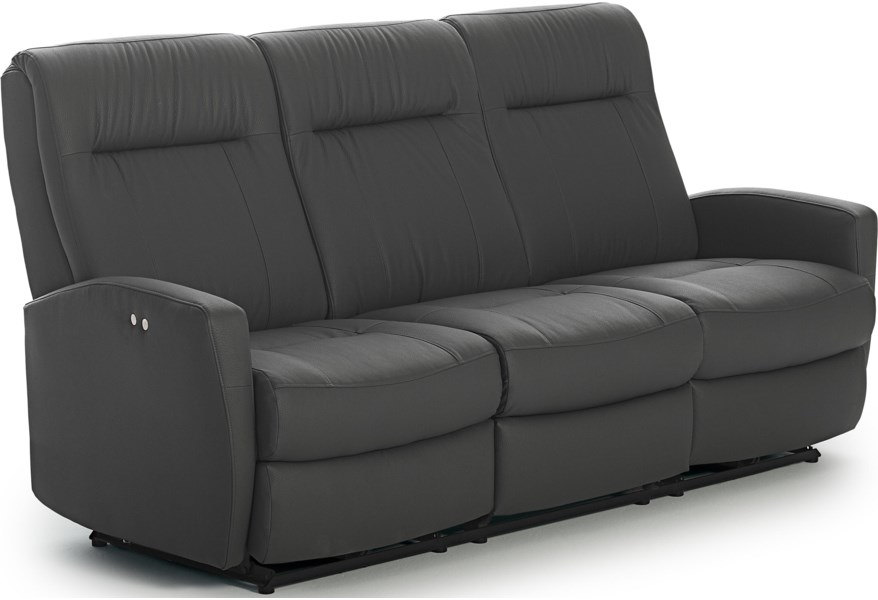 Costilla Space Saver Reclining Sofa