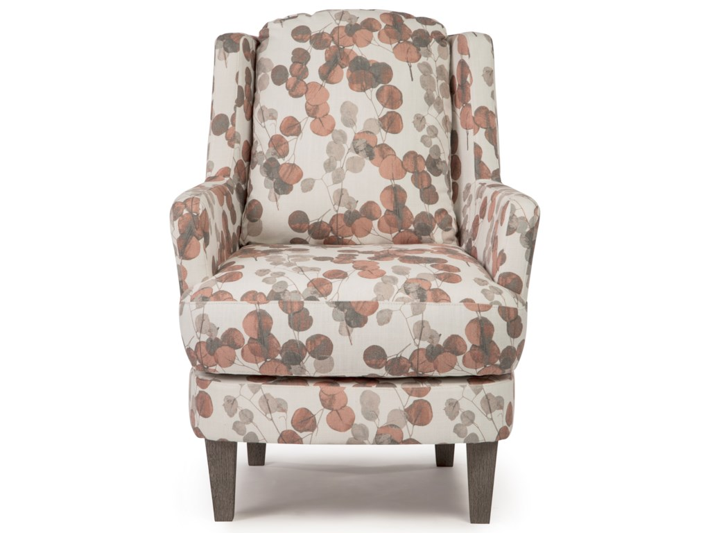 Best Home Furnishings CrewSwivel Barrel Chair