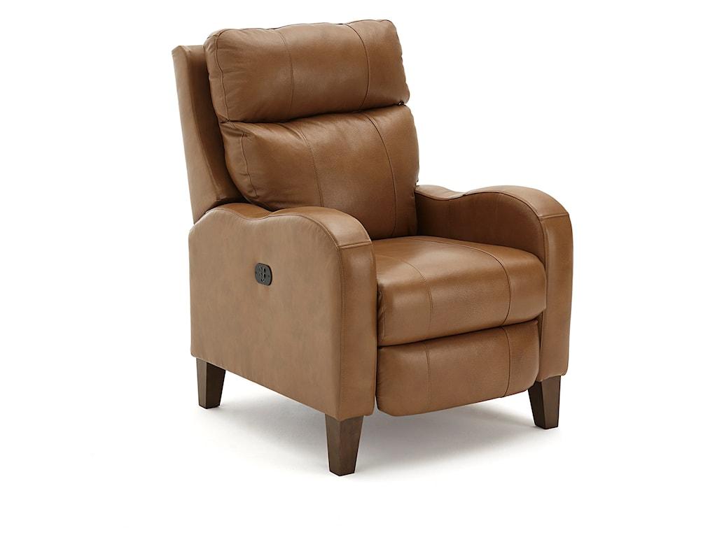 Best Home Furnishings DaytonPower Tilt Headrest Three-Way Recliner