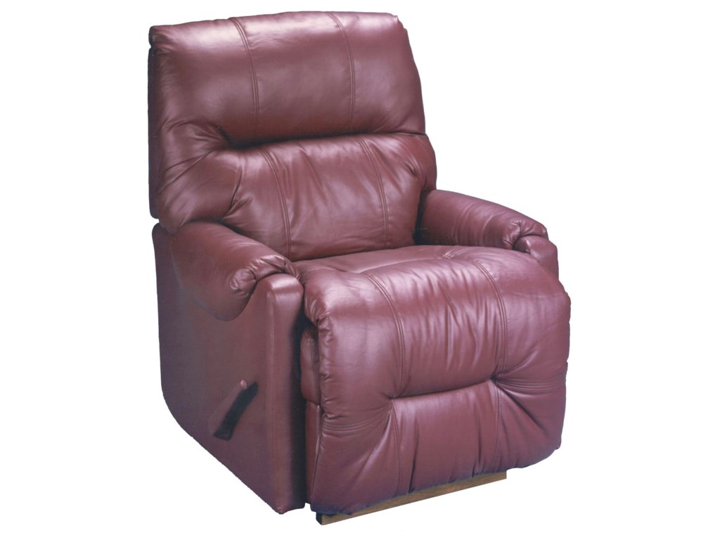 Best Home Furnishings Dewey 9AW14Rocker Recliner