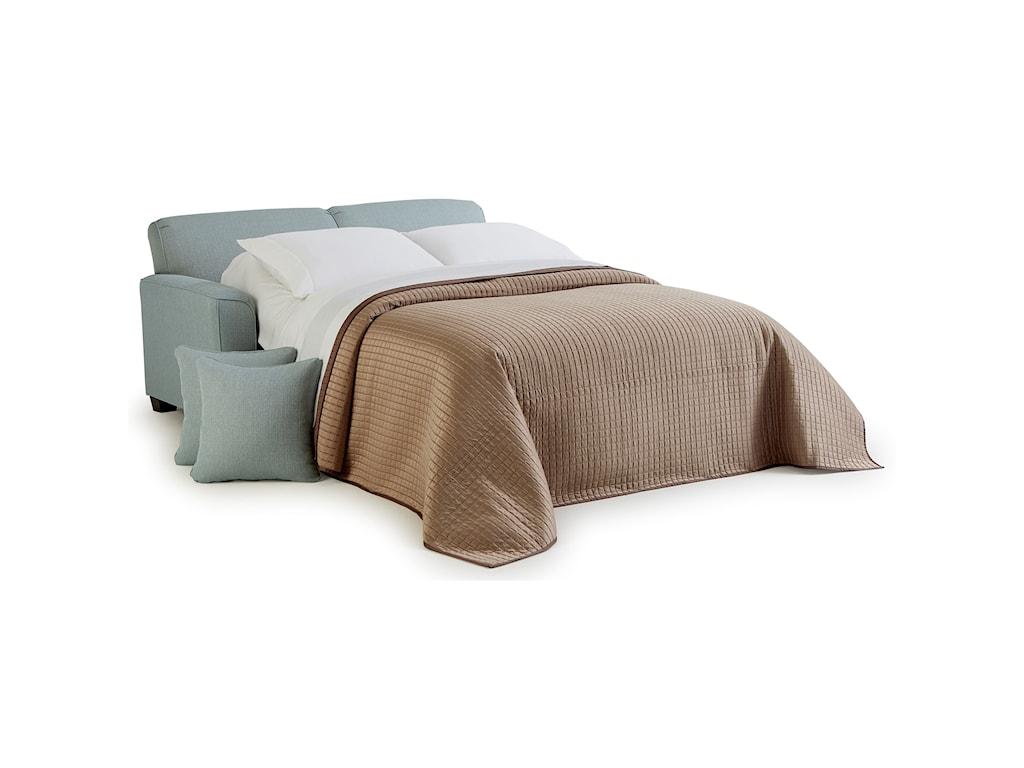 Best Home Furnishings DinahFull Sofa Sleeper w/ Air Dream Mattress