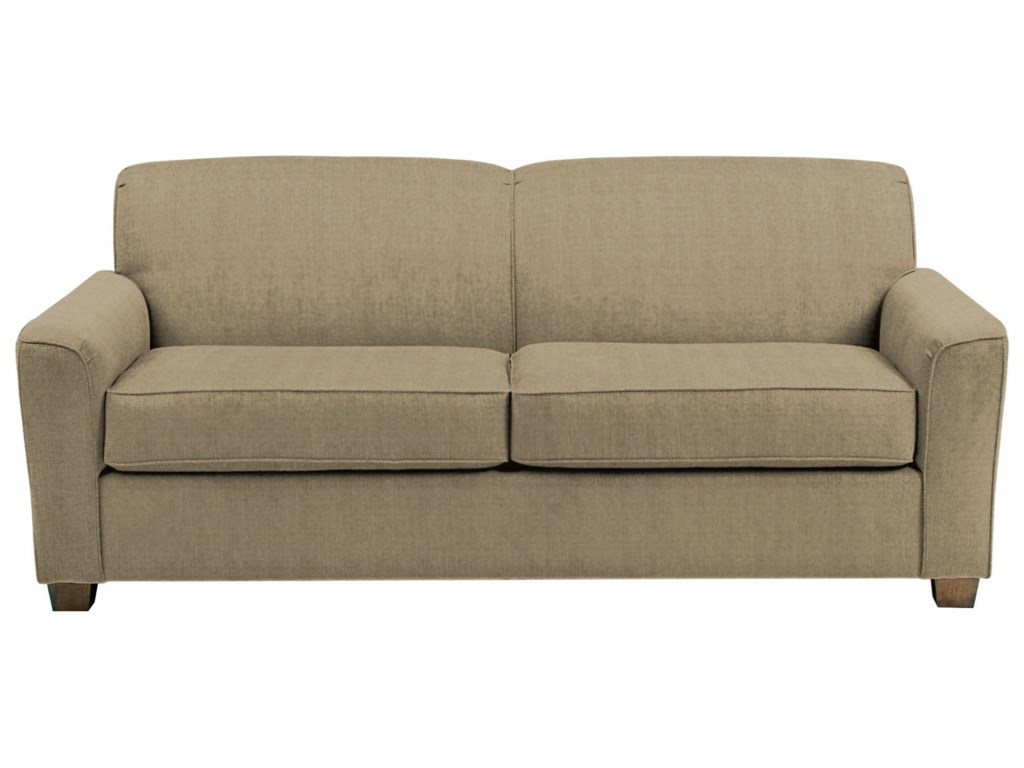 Best Home Furnishings DinahQueen Sofa Sleeper