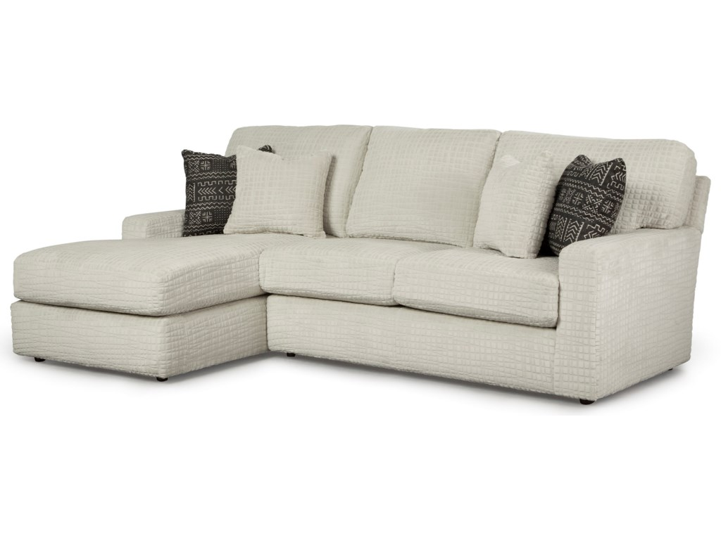 Best Home Furnishings Dovely2 Piece Sectional Sofa w/ LAF Chaise