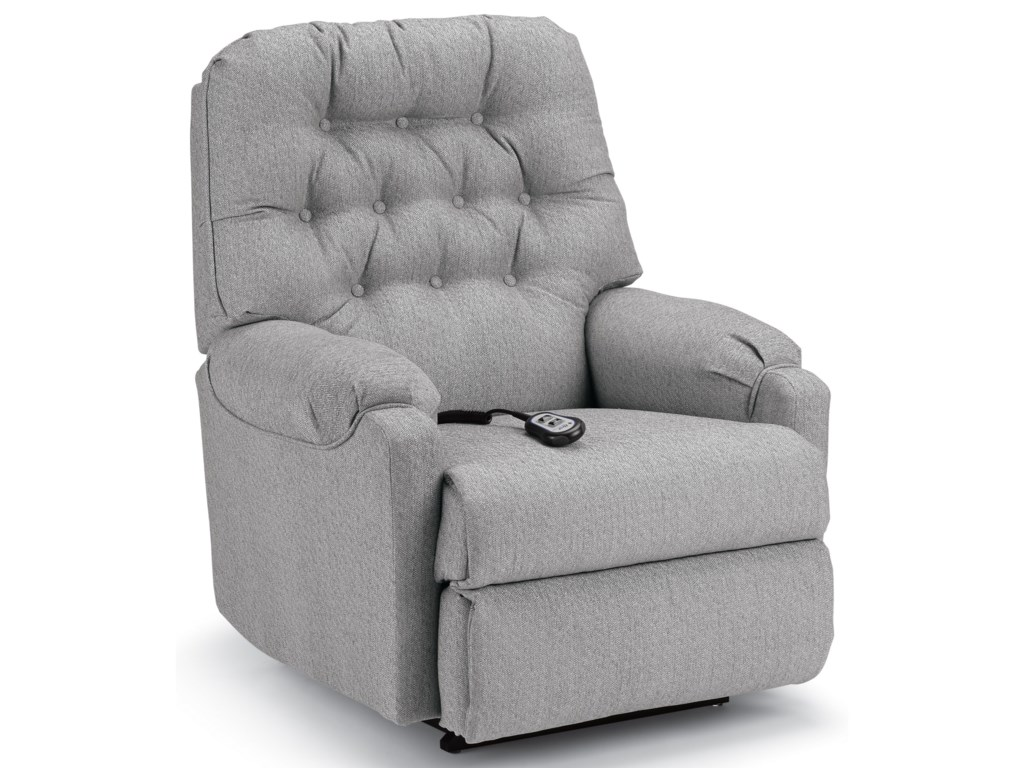 Best Home Furnishings MilburnSpace Saver Recliner