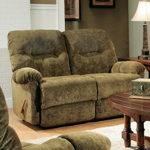 Best Home Furnishings Ellisport Reclining Loveseat with Power