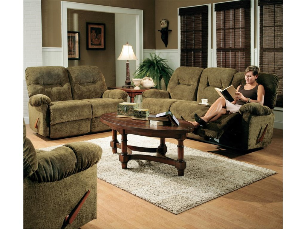Sofa Shown with Loveseat