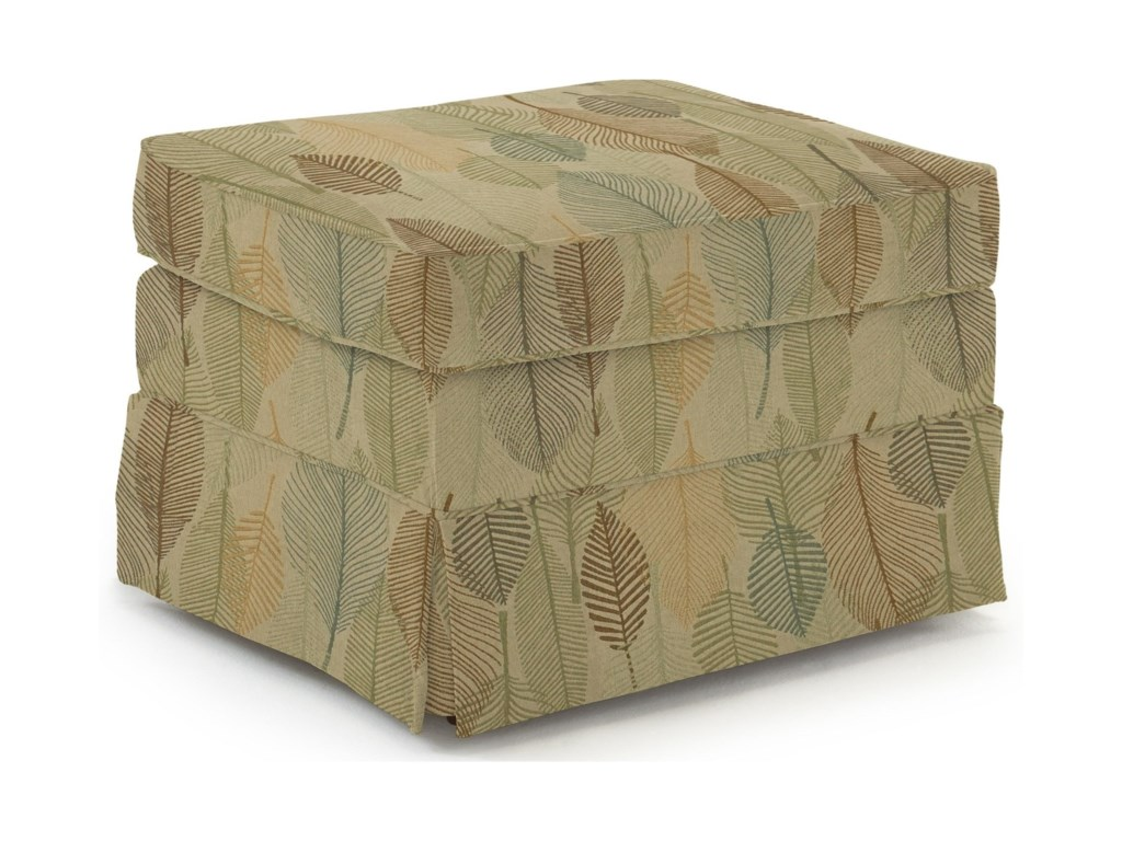 Best Home Furnishings EmelineCustomizable Ottoman