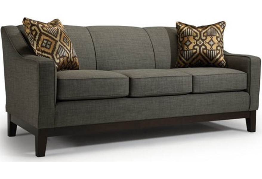 Best Home Furnishings Emeline S91E Customizable 84\