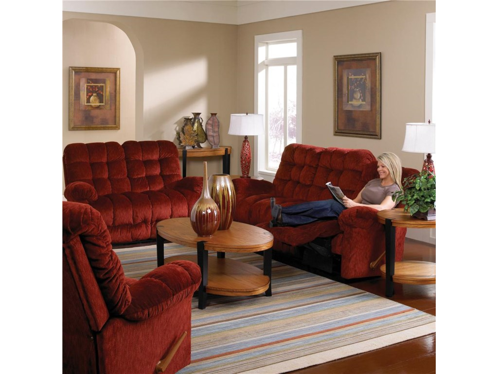 Best Home Furnishings EverlastingReclining Love Seat