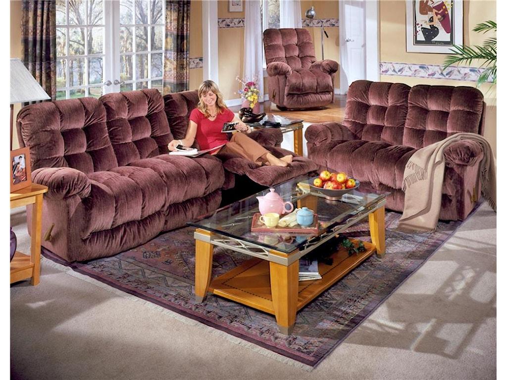 Best Home Furnishings EverlastingReclining Love Seat