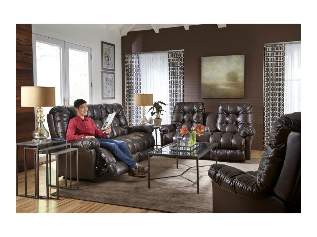 Best Home Furnishings EverlastingReclining Sofa