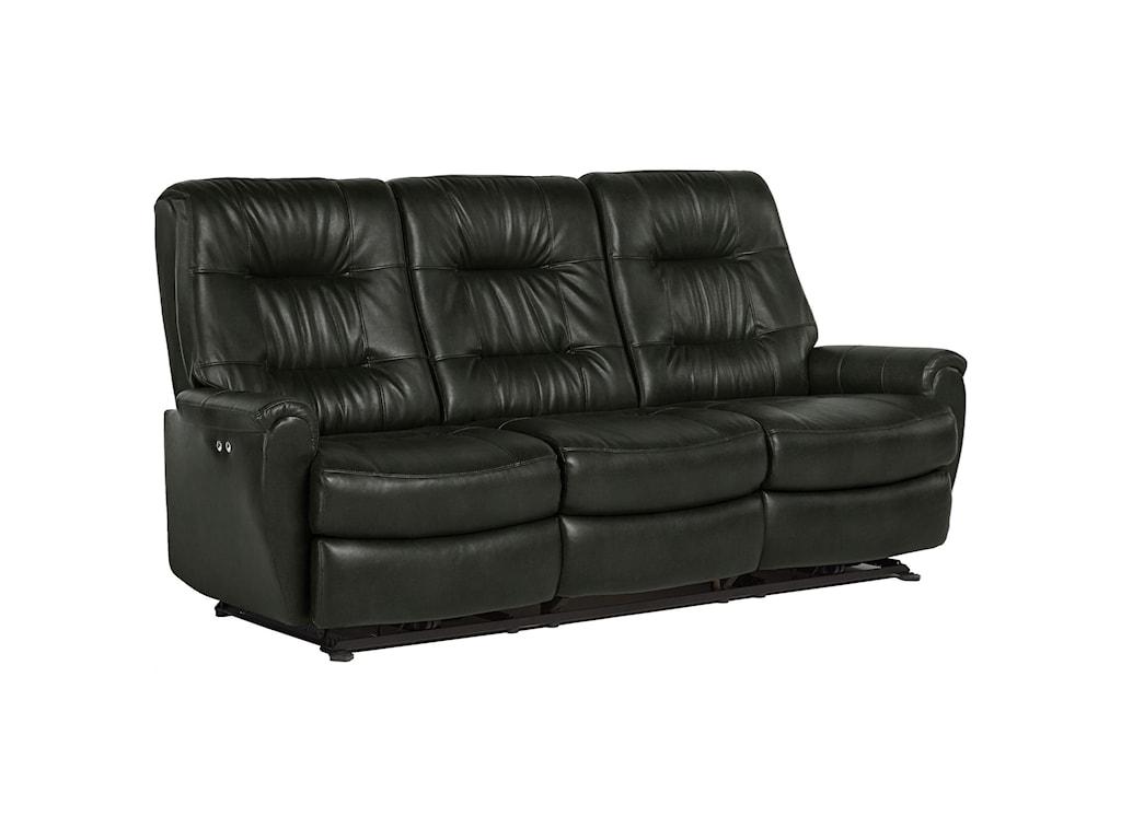 Best Home Furnishings Felicia Reclining Sofa