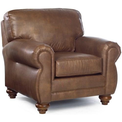 Best Home Furnishings Fitzpatrick Traditional Club Chair